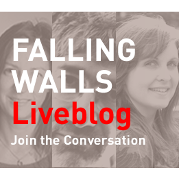 Falling Walls LiveBlog as part of Fellowship: Berlin 2011 & 2012