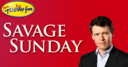 Featured with Humphrey Jones on Today FM Savage Sunday on 28 October 2012 (from 26 minutes) - Listen here