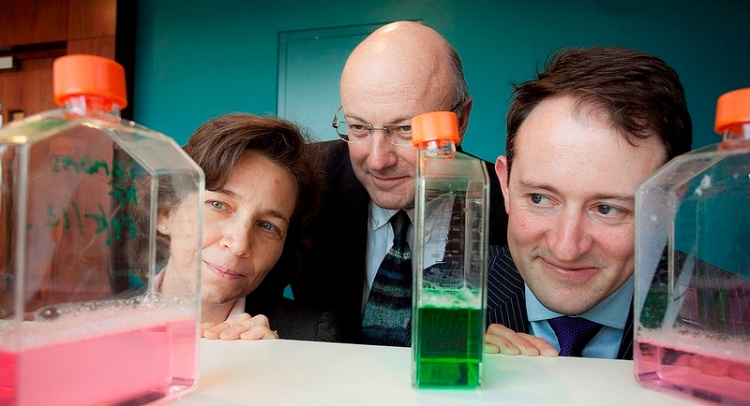 Minister Sherlock Launches ESOF Science-2-Business Programme
