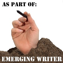 MAR 25 - APR 05 [GUEST POSTS] Emerging Writer Series